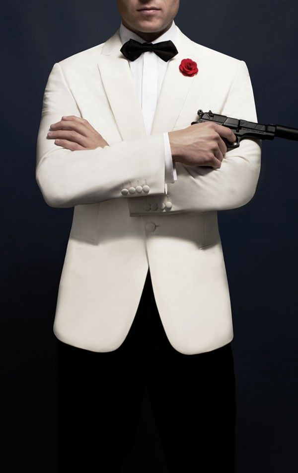 Enter The James Bond Quiz To Be In With The Chance Of