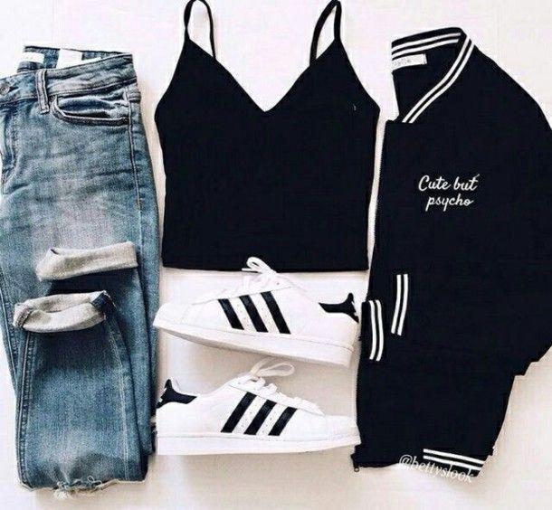 c34f464a80 Jeans  crop-top
