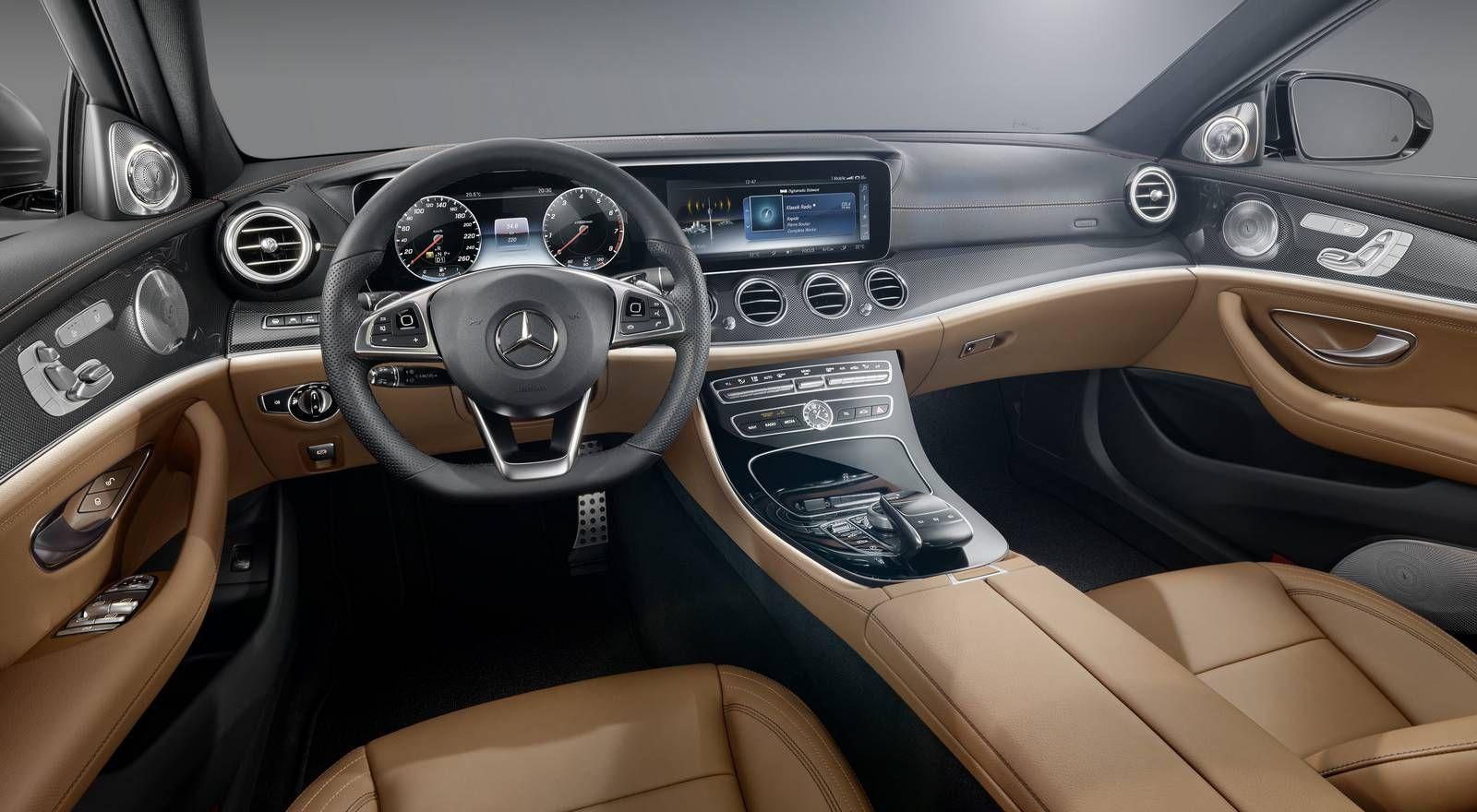 2017 Mercedes Benz E Cl Design Preview