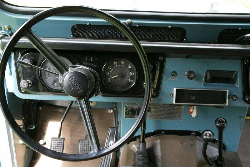 Hemmings Find of the Day – 1979 Nissan Patrol LG-60 | Hemmings Daily