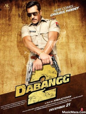 Dabangg 2 Poster Cine Online Bollywood Peliculas Online