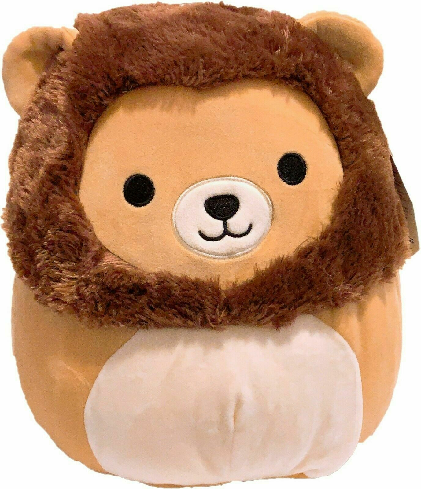 Squishmallows 7 Plush Francis The Lion In 2020 Cute Stuffed Animals Plush Animals Pillow Pals