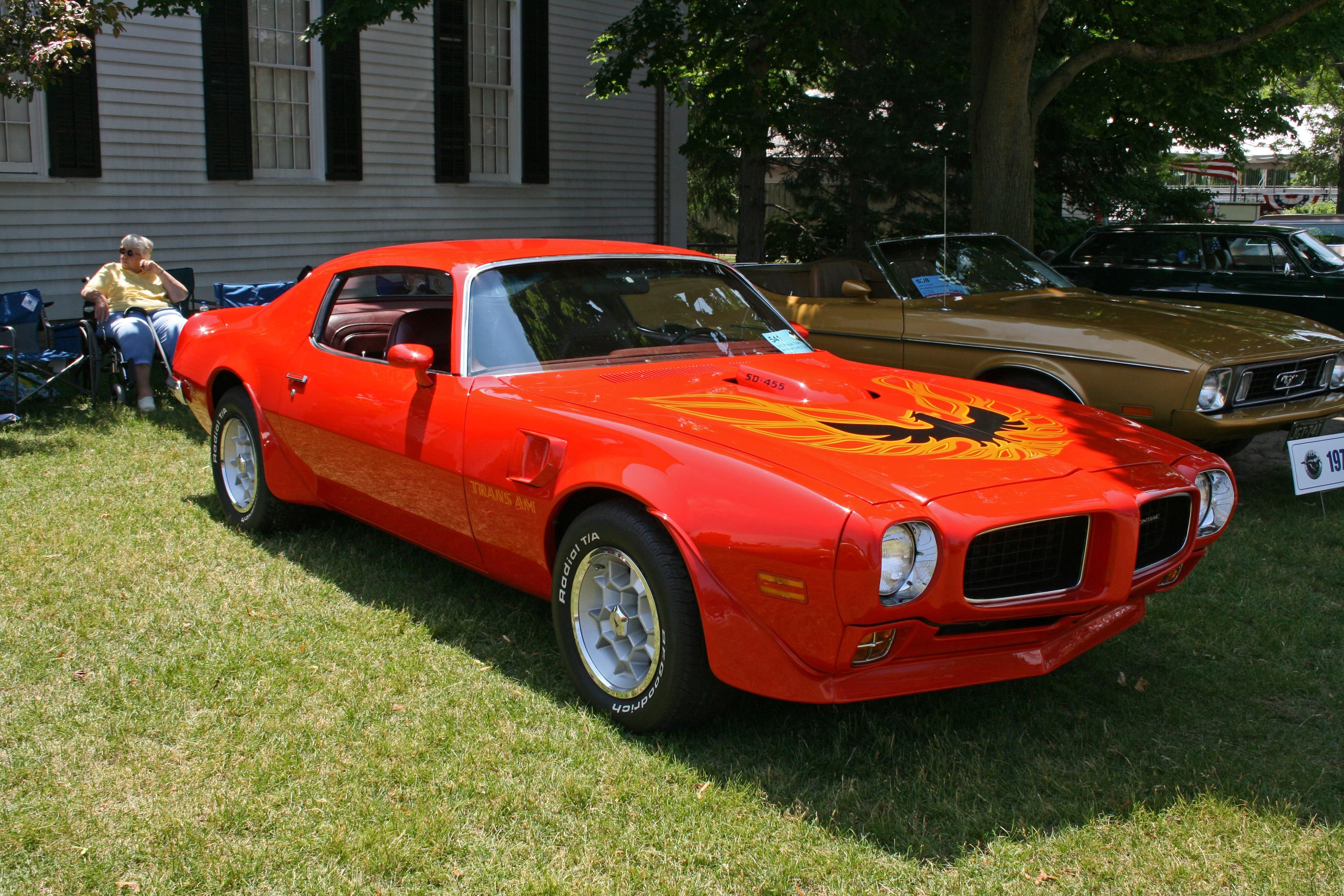Trans Am Pontiac Firebird Trans Am By Ted And