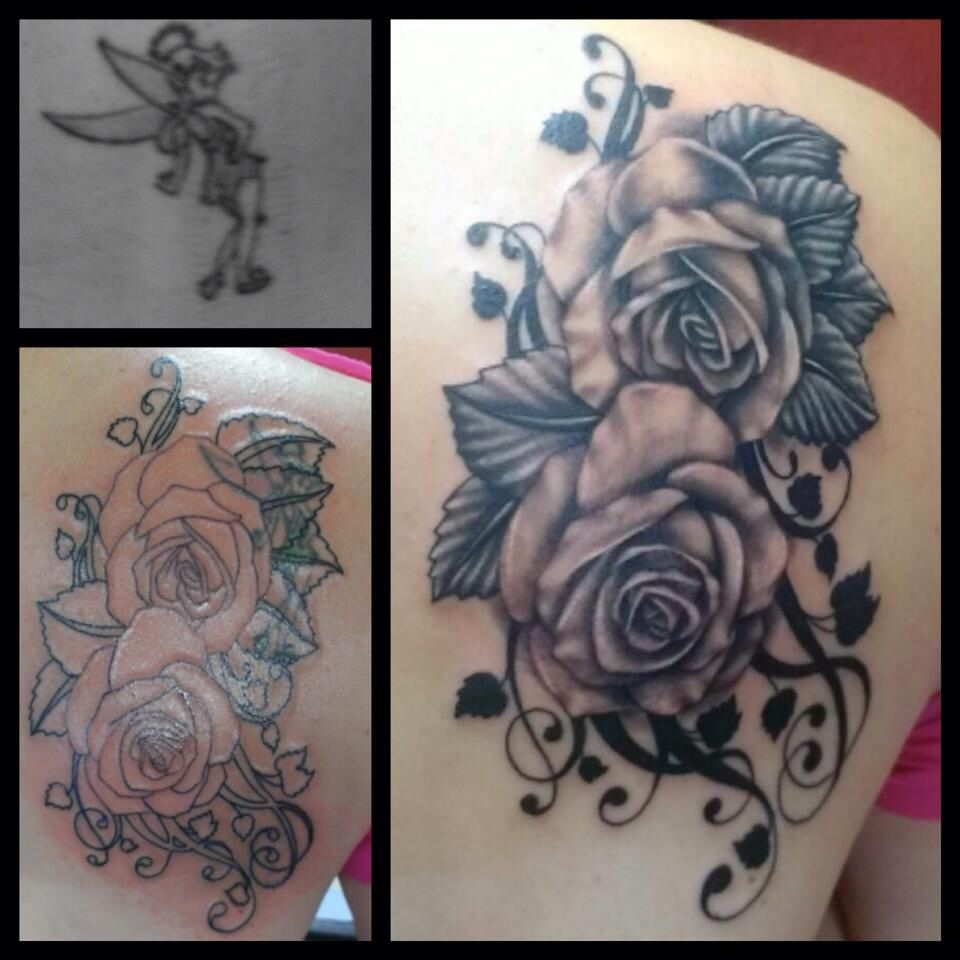 by jojo miller cover up of tinkerbell roses