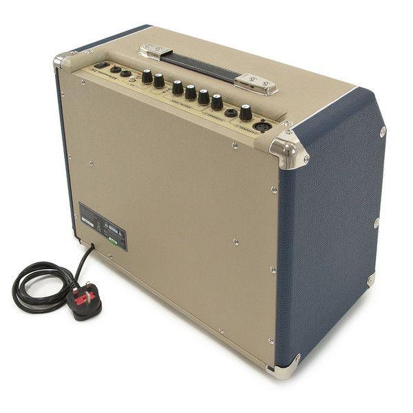 Subzero 25w Acoustic Guitar Amp With Chorus Acoustic Guitar Amp Guitar Amp Acoustic