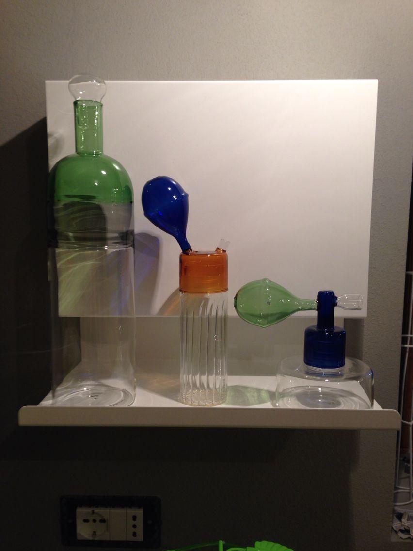 My Home, oliere Seletti, bottiglia Ichendorf