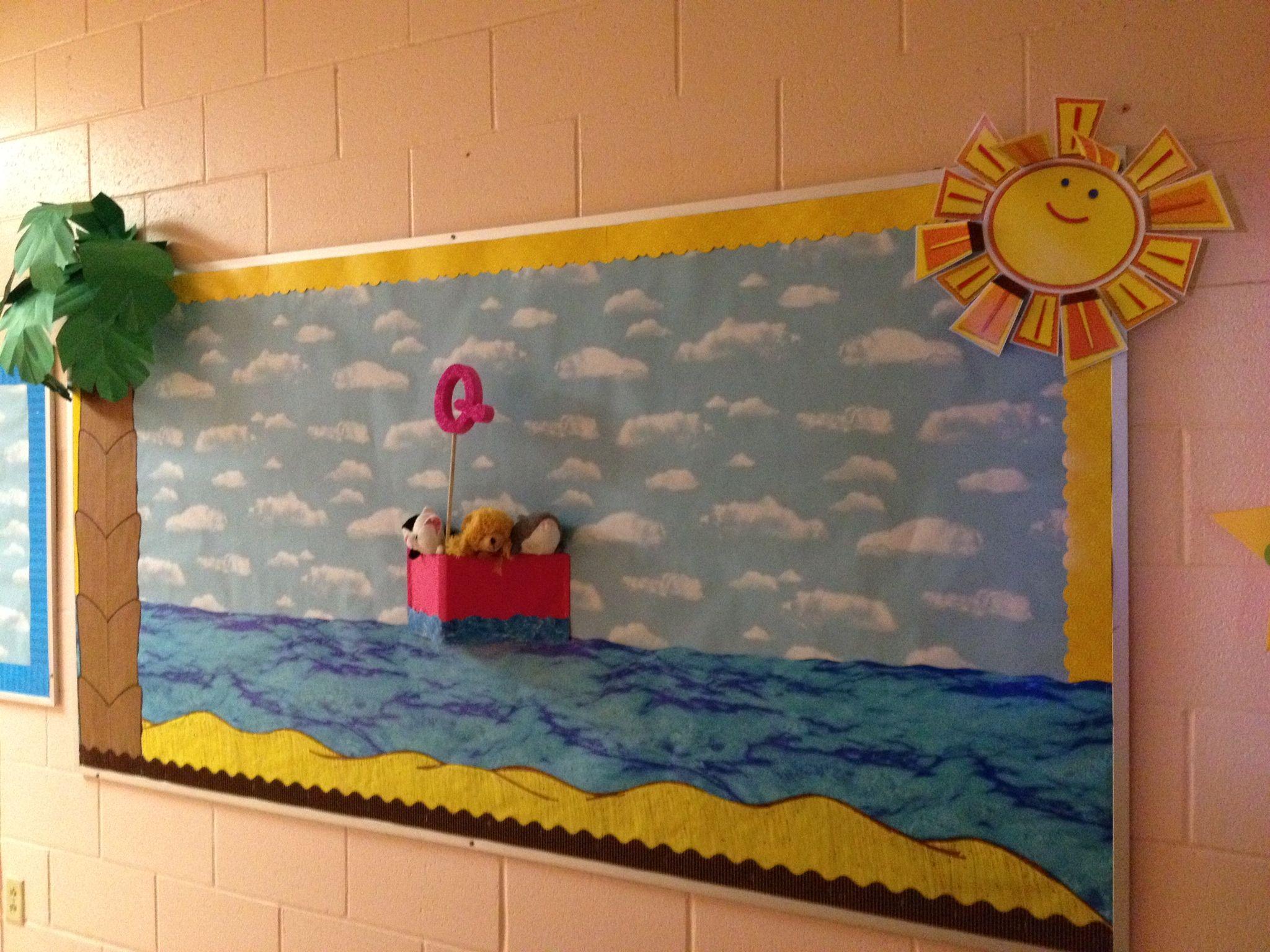 Beach Theme Craft Ideas For Preschoolers