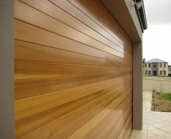 Emilio Modern Style Custom Wood Garage Door Puertas Colgantes Puertas De Garage Puertas De Garaje