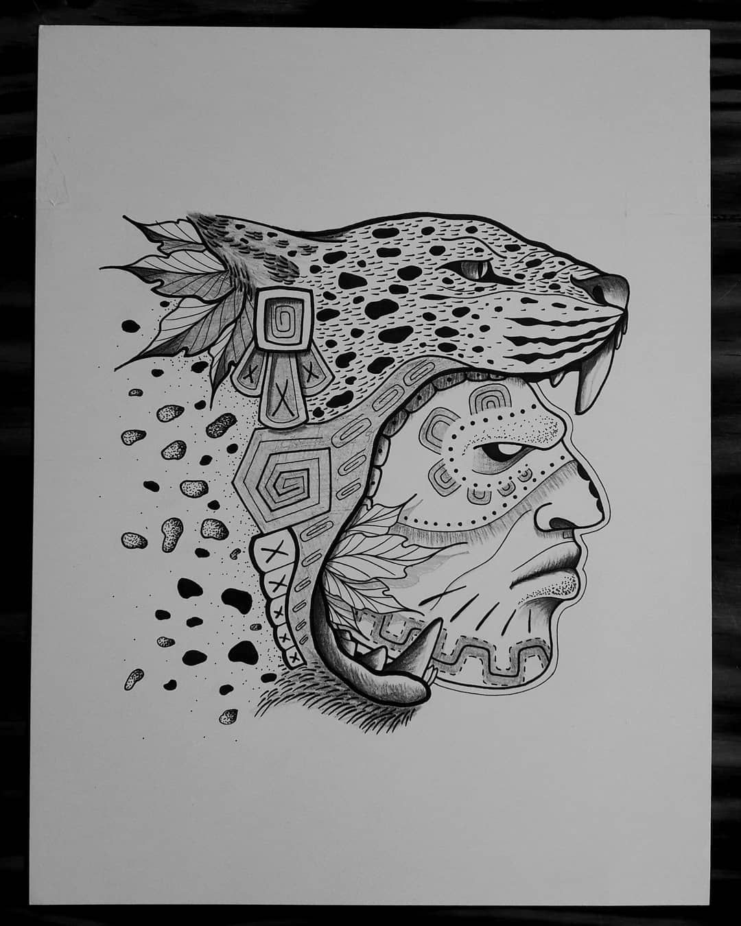 Ocēlōpilli . . . #ocelopilli #guerrerojaguar #diseño #ilustracion #mexicas  #diseñotatuaje #desing #desingtattoo #illu… | Tatuajes mayas, Arte azteca,  Símbolos mayas