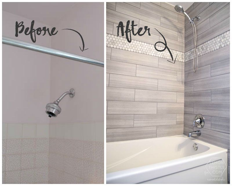 Bathroom Remodel Ideas DIY: 8+ DIY Small Bathroom Remodel Ideas. Check out these ideas that will fix your small bathroom! Pictures: Before and After! #BathroomRemodel #SmallBathroom #TinyBathroomDesign #smallbathroomremodel