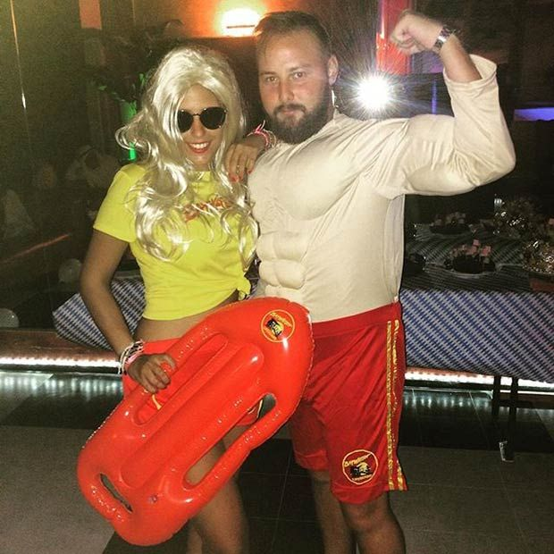 50 Awesome Couples Halloween Costumes Couple halloween, Halloween - couples funny halloween costume ideas