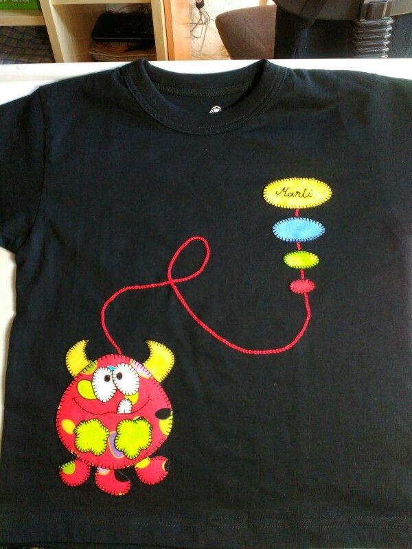 Aplicaciones camisetas