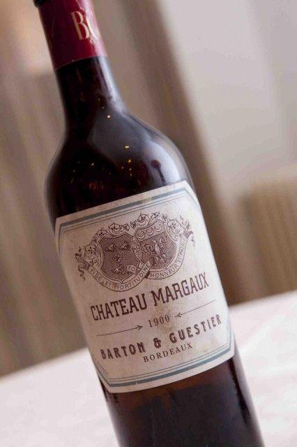 Chateau Margaux 1900