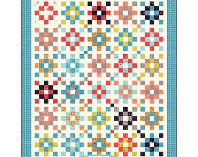 Summer Shores - PDF Quilt Pattern #179
