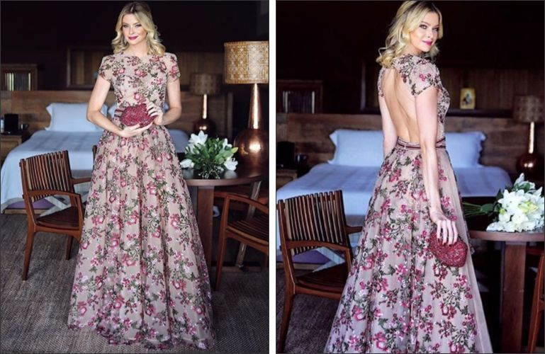 eea1651d5 madrinhas de vestido floral   Madrinhas de casamento: maquiagens ...