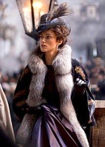 Anna Karenina sombrero azul