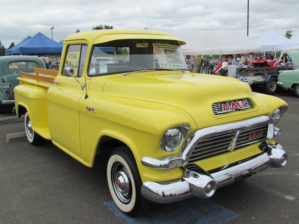 All Sizes 1957 Gmc For Sale Flickr Photo Sharing Auto Chevy Pickup Truck Gm Trucks