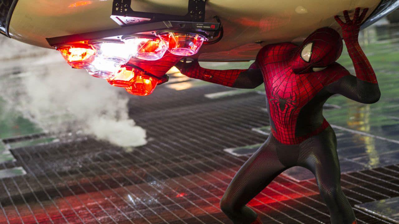 Guardare The Amazing Spider Man 2 Il Potere Di Electro 2014 Cb01 Completo Italiano Altadefinizione Cinema Guarda The Amaz Peter Parker Spider Man Amazing