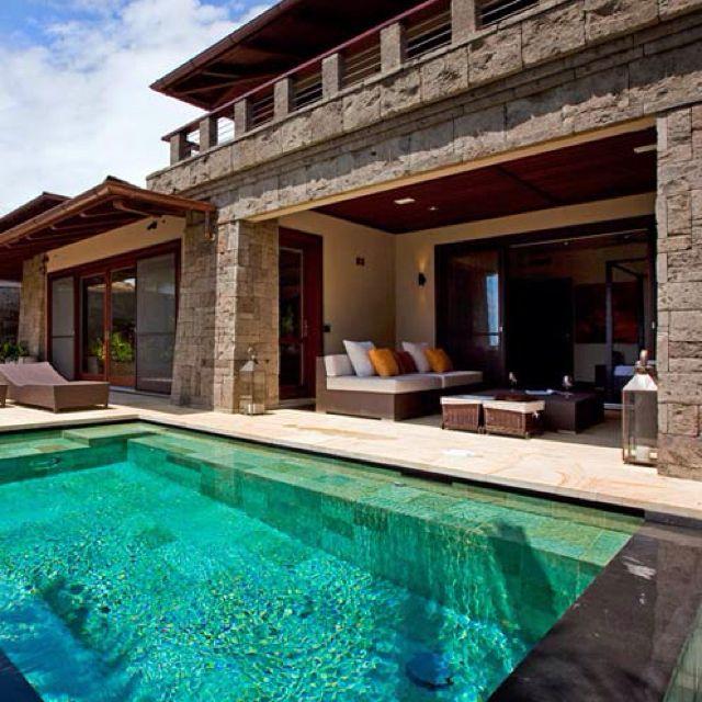 Hawaii Luxury Home Interior: Luxury Hawaiian Villa Pool In 2019