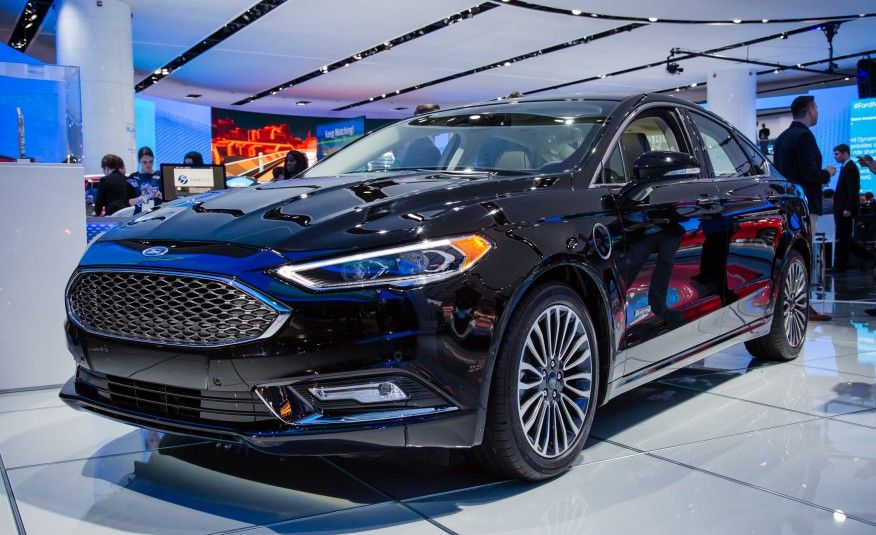 2017 Ford Fusion Updated And Sport Ified Photo Gallery Of Official Photos Info From Car Driver Images