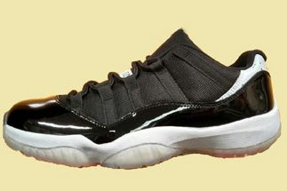 new arrivals 0995b bed8f air jordan 11 low black white concord summer 2014 thumb Air Jordan Release  Dates