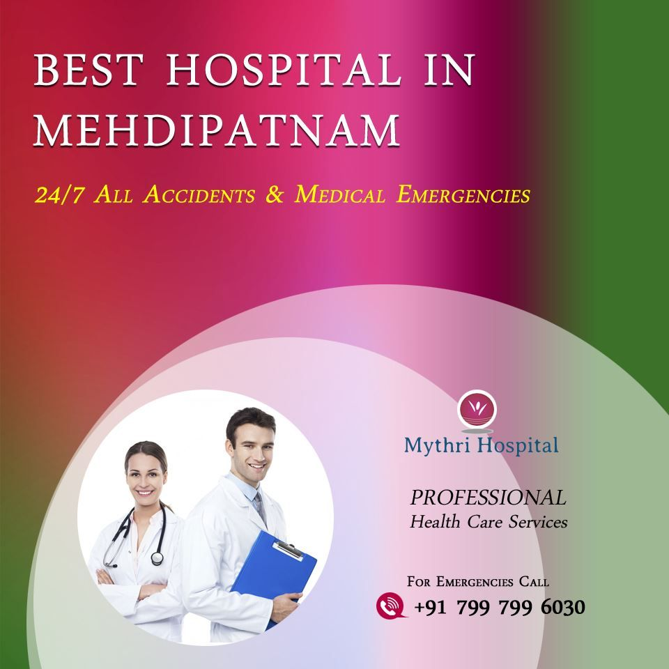 The Mythri Is Best Hospital In Hyderabad Which Maintain