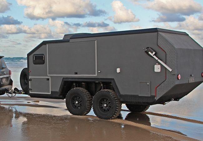 bruder camper offroad anh nger camping anh nger. Black Bedroom Furniture Sets. Home Design Ideas