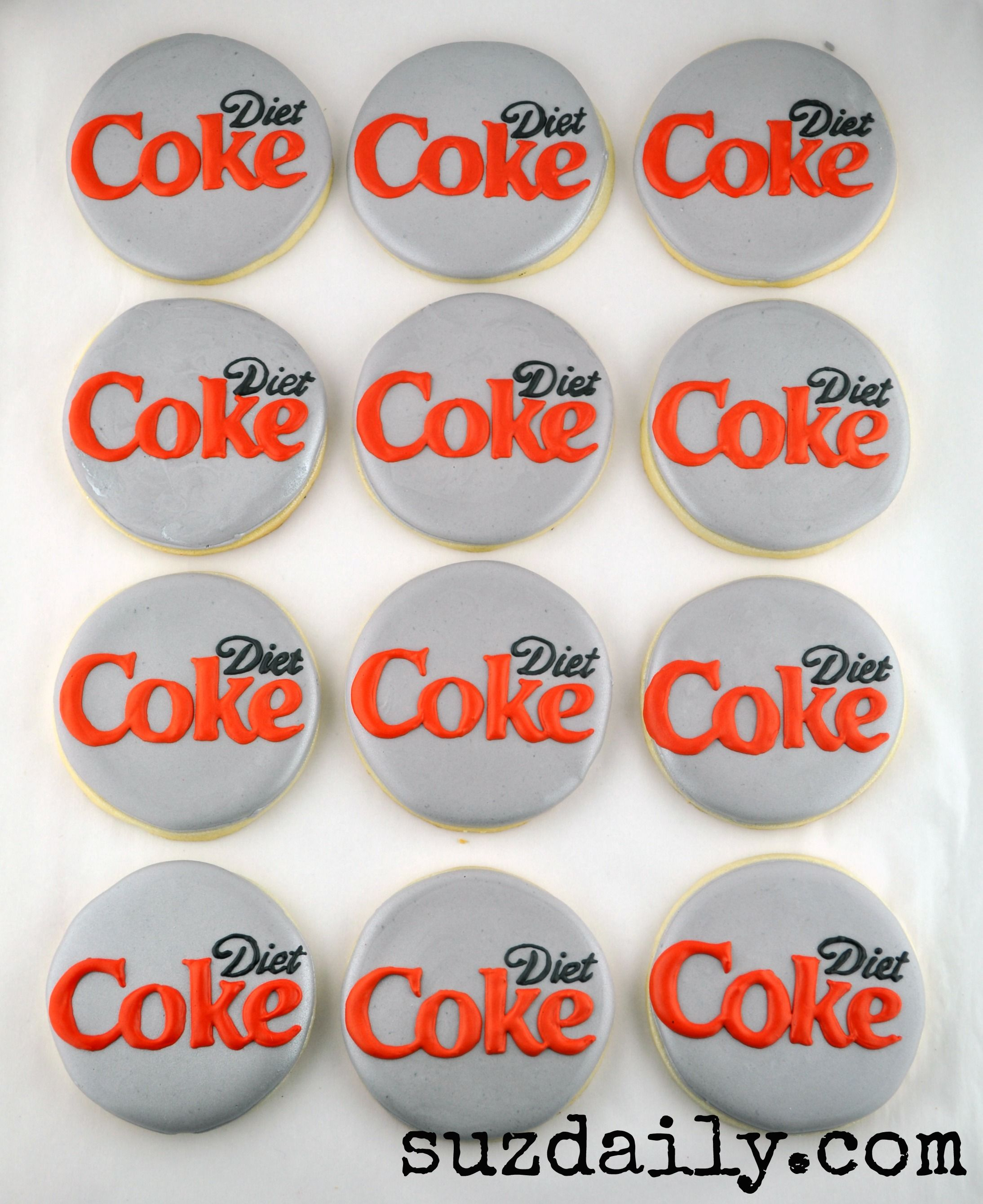 cookie recipes using diet coke