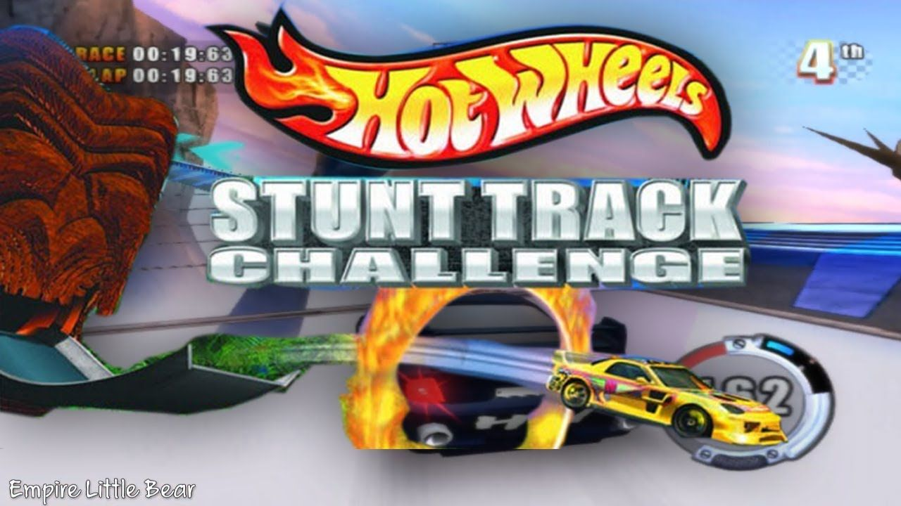 Hot wheels videos stunts Track Challenge Sport Cars | Racing Cars ...