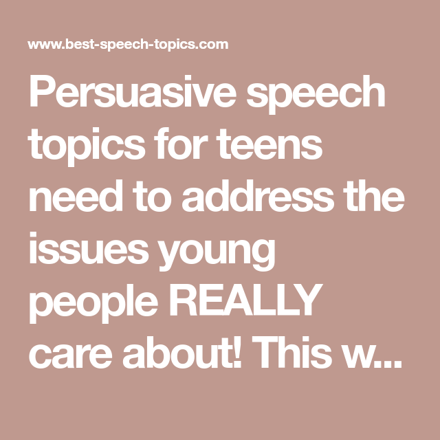homeschooling persuasive speech I first watched the home schooling pro video from chapter 15 i was surprised by the reasoning behind this speech she said that public school is like a prison and is a place of violence that many people.