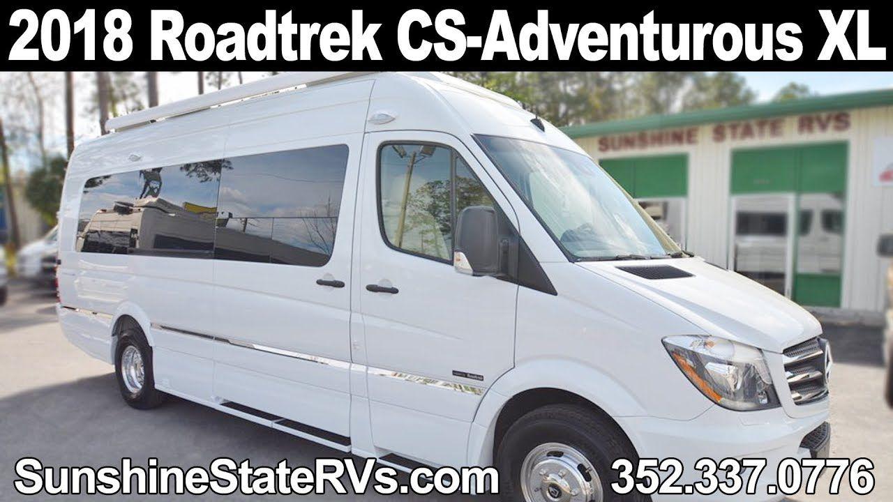 New 2018 Roadtrek CS-Adventurous XL Class B RV   Artstrada
