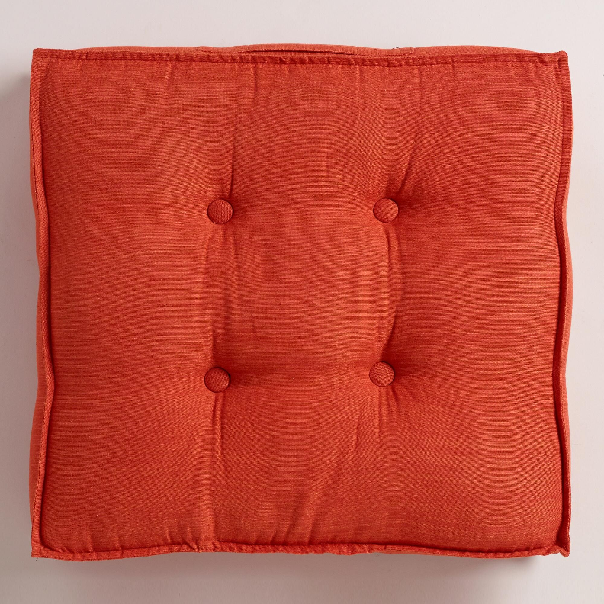 When there are more guests than seating, our exclusive Orange Khadi ...