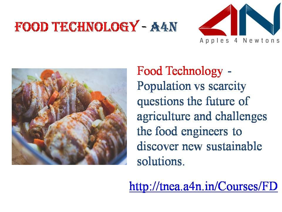 http//tnea.a4n.in/Courses/FD Food technology, Food