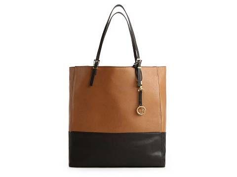 99 95 Audrey Brooke Two Tone Tote Bags Handbags Dsw