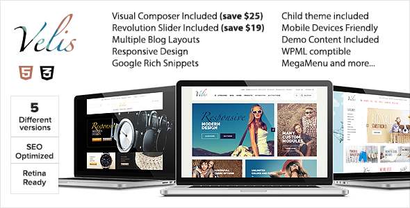Velis - Premium WooCommerce Theme - https://themekeeper.com/item ...