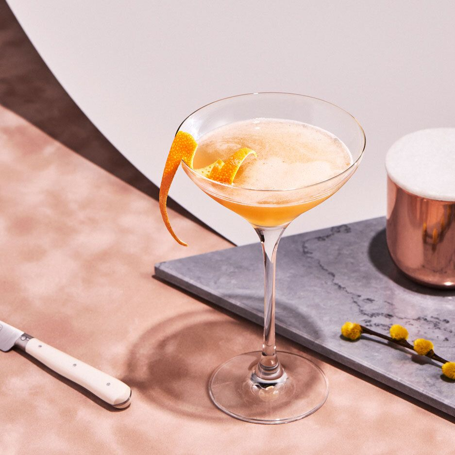 A classic sidecar is actually an incredibly simple