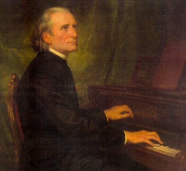 Pin On Muziek Franz Liszt