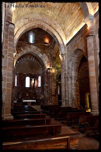 La Huella Románica Huellas Monasterios Sencillez