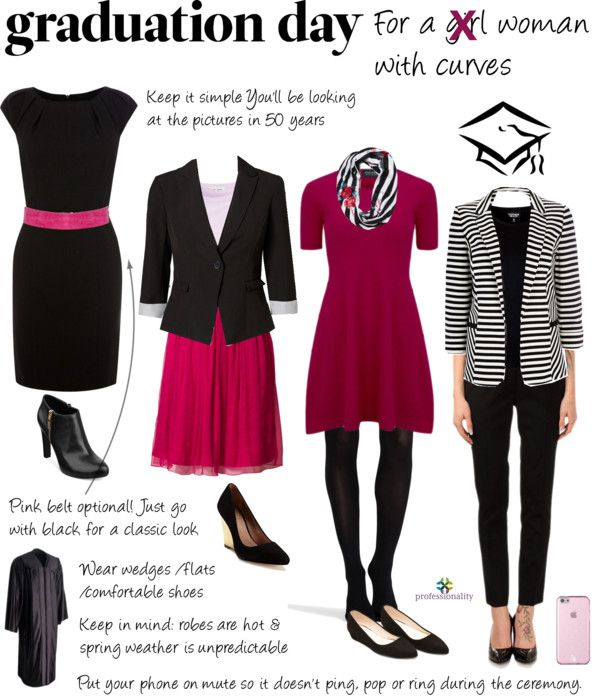 what to wear to an evening college graduation
