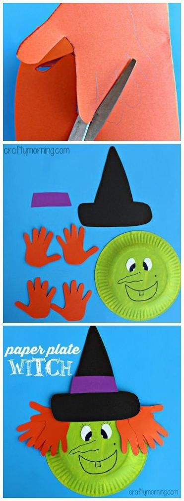 10 Amazing Halloween party games for kids using paper crafts - Indian Motherhood & Parenting Blog - THE CHAMPA TREE
