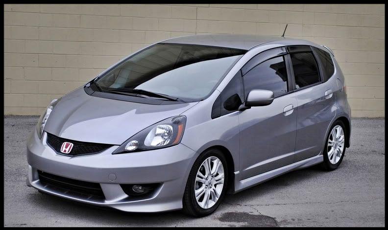 My New (Soon to be) Car! Honda fit sport, Honda fit