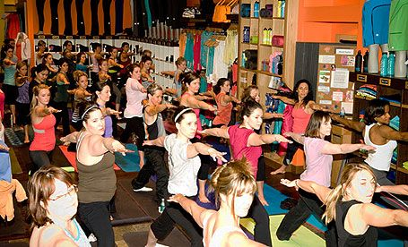 28 Fit & Fab Star Trainer Tips: Get a jumpstart on the body you want with star trainer Mandy Ingber, Jennifer Anistons go-to yogi.