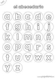 Pin De Klementina đuric En Alphabet Activities Abecedario Para