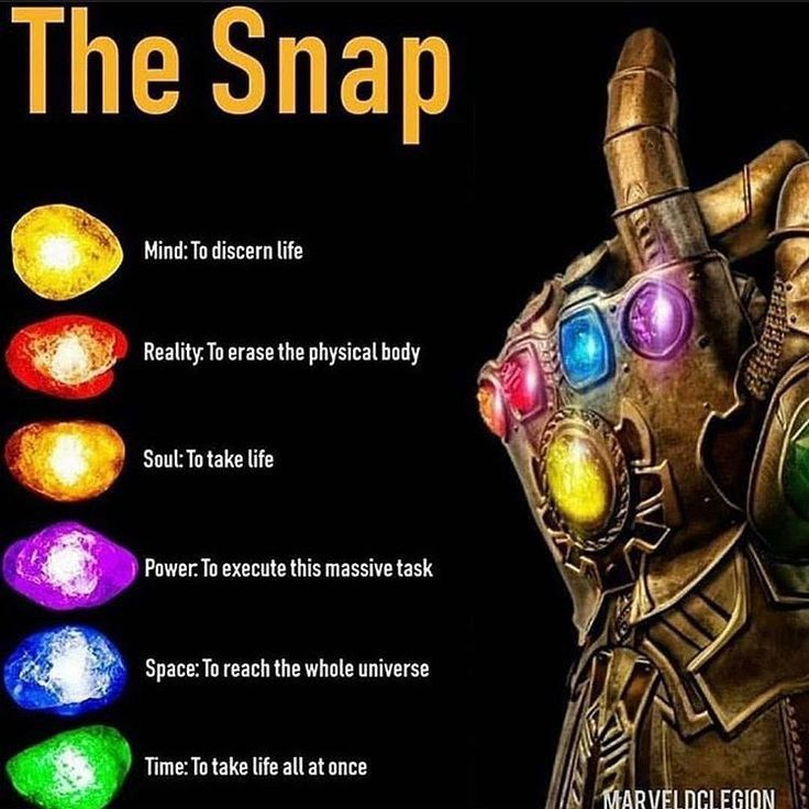 Marvel Avengers Infinity guerre veuve noire avec Infinity Stone