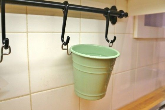 Uncommon Kitchen Storage Ideas