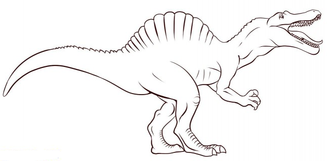 Related image | Dinosaur coloring pages