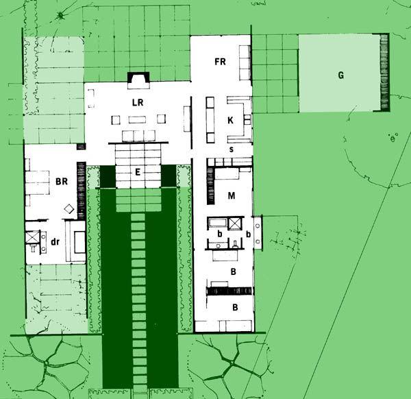 Case Study Designer Rodney Walker s Ojai Shangri la   Curbed LA Mid Mod   blogger A