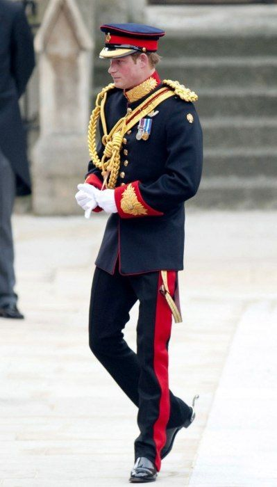Image Result For Prince Harry In Dress Uniform At The Wedding