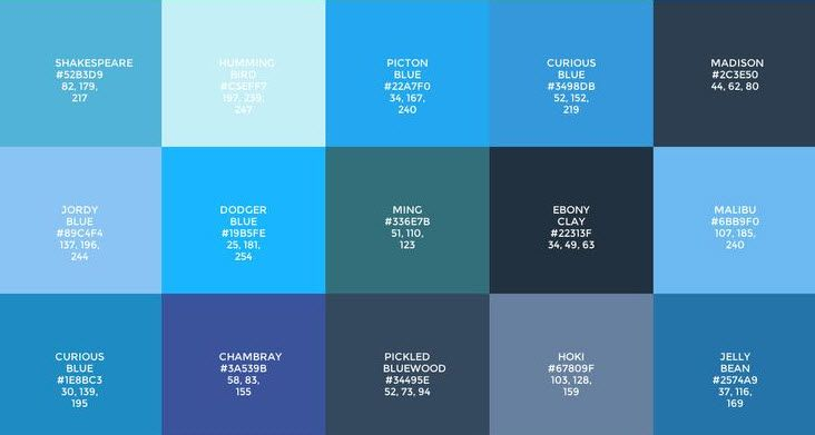 How To Choose The Best Color Palette For Your Website Color Schemes Design Color Palette Color Schemes Colour Palettes