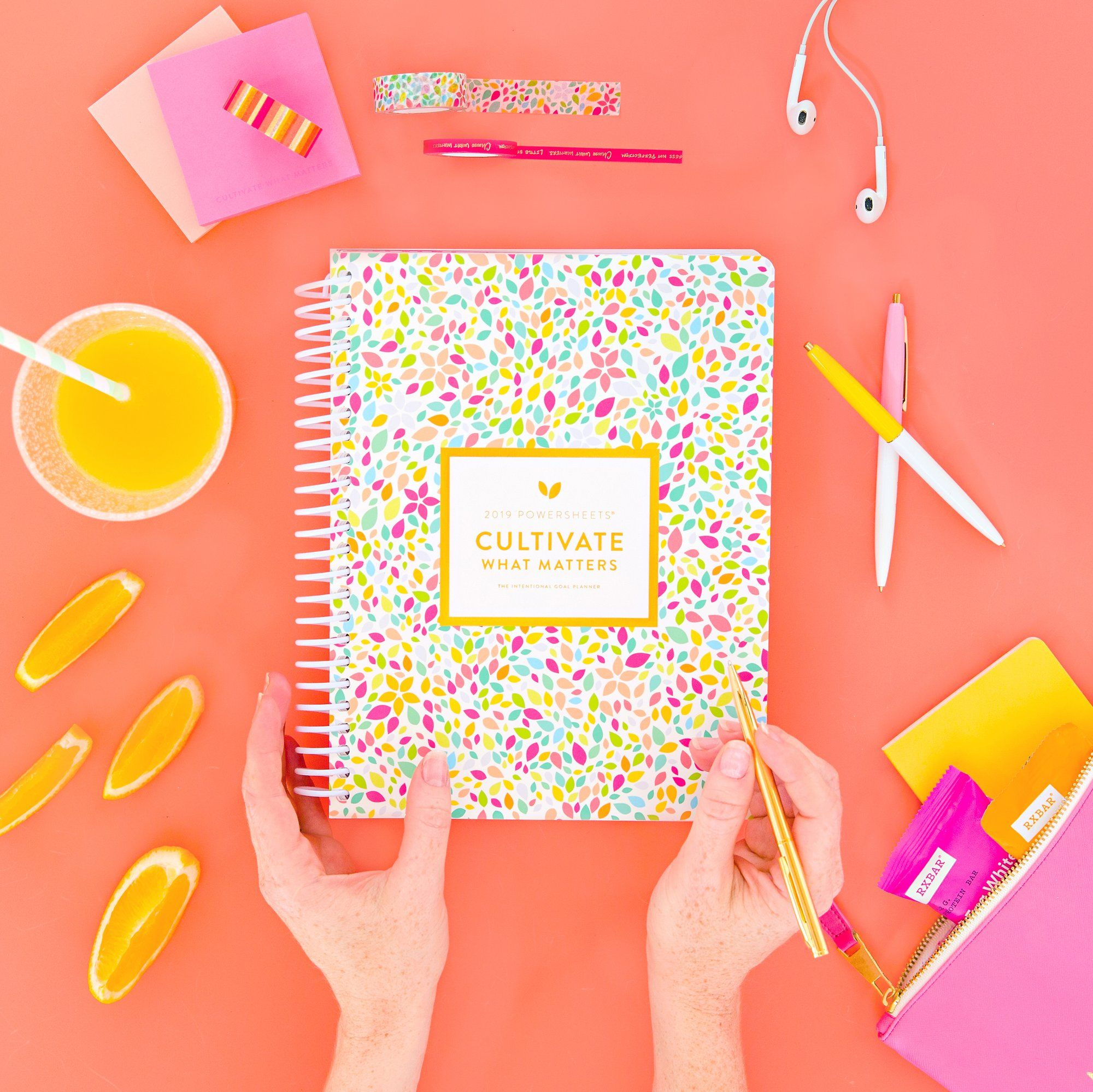 One Year Powersheets Intentional Goal Planner